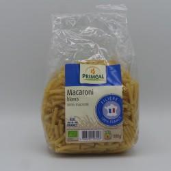 Macaroni blanche