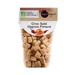 Croc Salé Oignon Piment