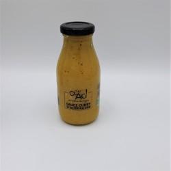 Sauce curry d'aubergine