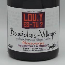 BEAUJOLAIS NOUVEAU- 75 cl -...