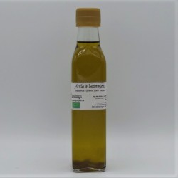 Huile d'olive aromatisée