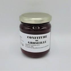 Confiture Groseille