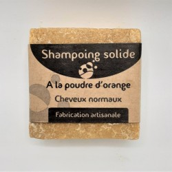 Shampoing solide cheveux...