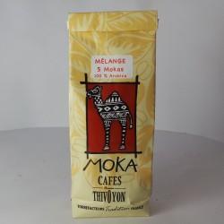 """Café """"5 mokas d'Éthiopie"""""""