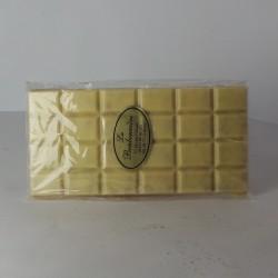 Chocolat blanc feuilleté