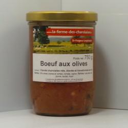 Boeuf aux olives